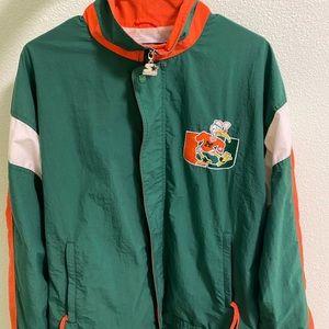 Miami starter jacket